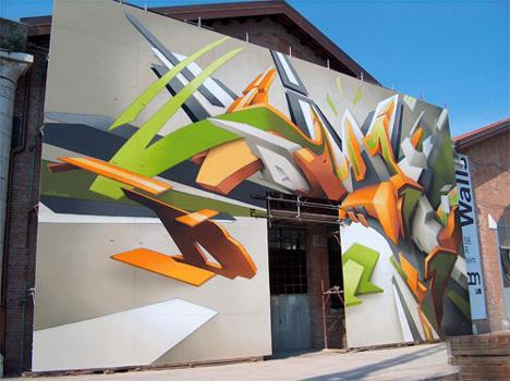 graffiti is an art form essay