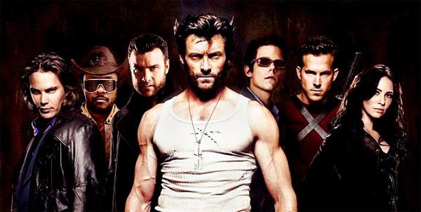 X-Men Origin Characters